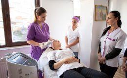 Terapii de ten: cel mai complex modul al cursului de cosmetica