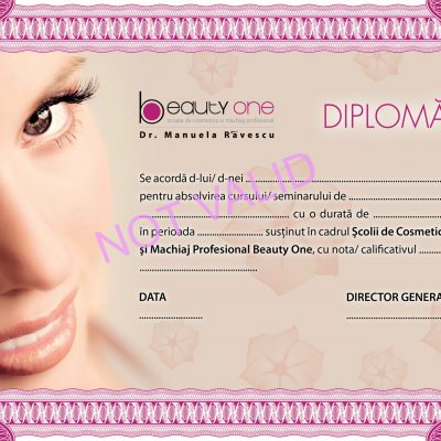 diploma-beauty-one-not-valid