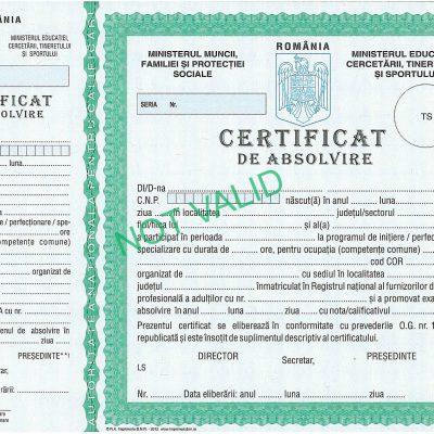certificat-de-absolvire-not-valid