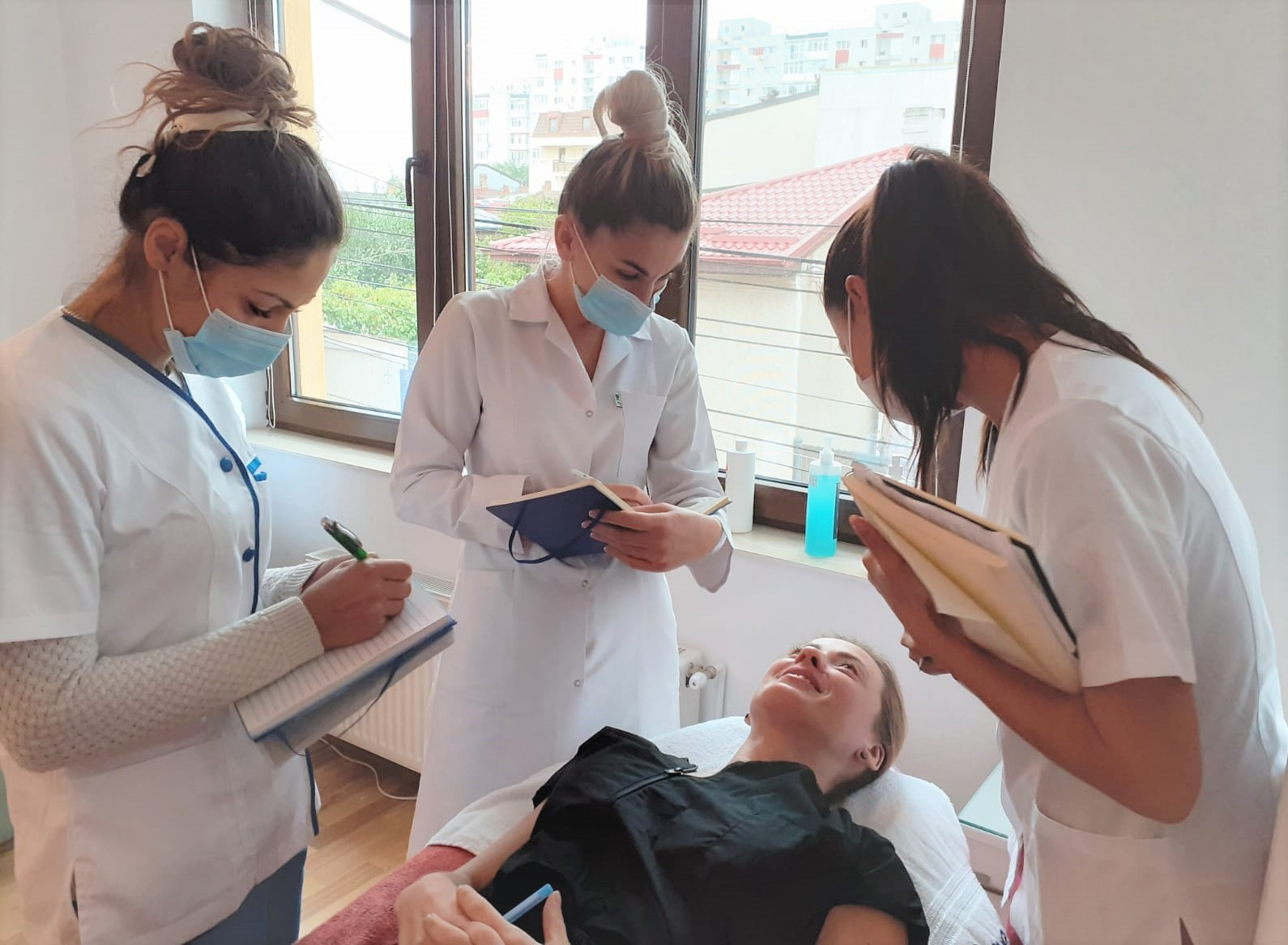 Curs cosmetica pandemie