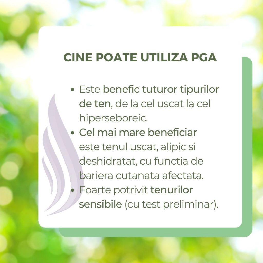 acidul poliglutamic beneficii ten
