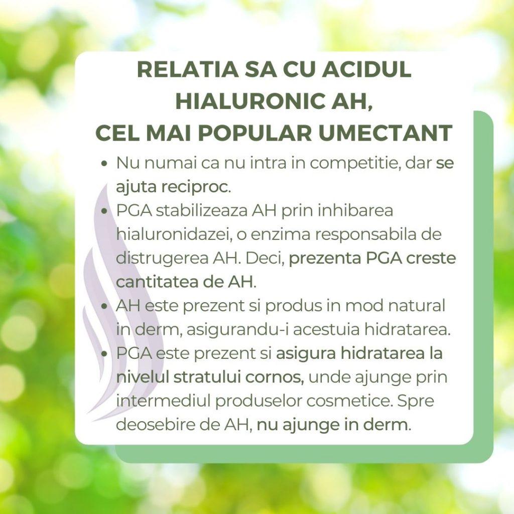 beneficii acidul poliglutamic