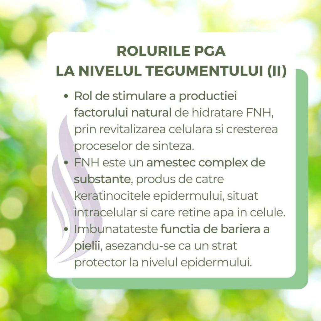 rolul acidul poliglutamic